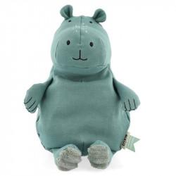 PELUCHE MR HIPPO EN COTON BIO