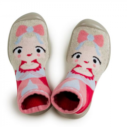 CHAUSSONS MARIE-ANTOINETTE...