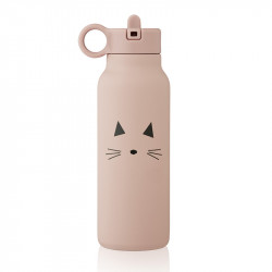 GOURDE ISOTHERME CHAT ROSE...