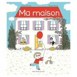 LIVRE MA MAISON D'ASTRID...