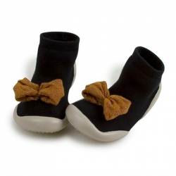 CHAUSSONS GOLDEN BOW -...