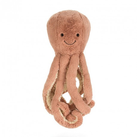 OCTOPUS  ROSE - JELLYCAT