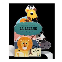LIVRE LA SAVANE - INGELA P ARRHENIUS
