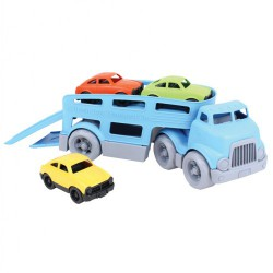 TRANSPORTEUR DE VOITURES - GREEN TOYS