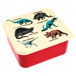 LUNCH BOX DINOSAURES