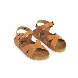 SANDALE GERMAN NATUREL - BONTON