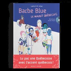 LIVRE-CD BARBE BLUE