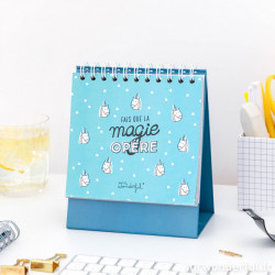 ORGANISATEUR HEBDOMADAIRE DE BUREAU - MR WONDERFUL