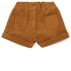 SHORT VELOURS - BONTON