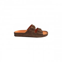 MULES CACATOES PAILLETTES SAHARA