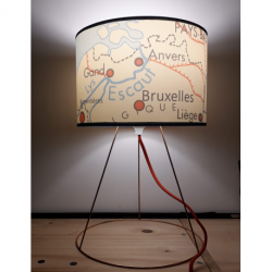 LAMPE CREATEUR - BELGIQUE /...
