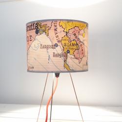 LAMPE CREATEUR - ASIE