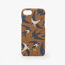 COQUE IPHONE SWALLOW -  WOUF