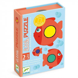 JEU DE CARTES LITTLE PUZZLE...