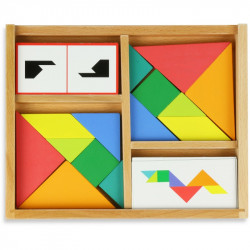 TANGRAM BATTLE - VILAC